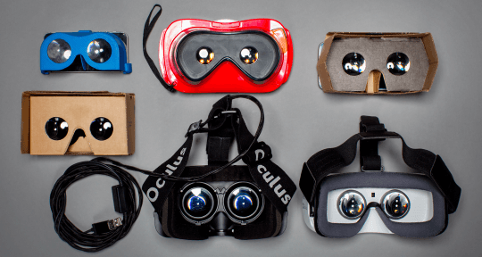 Virtual reality and the opportunities for local marketing