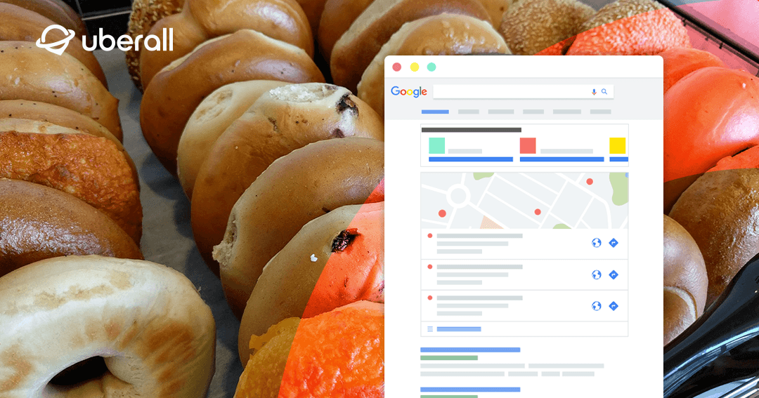 What Do Bagels Have to Do with Local Listings?