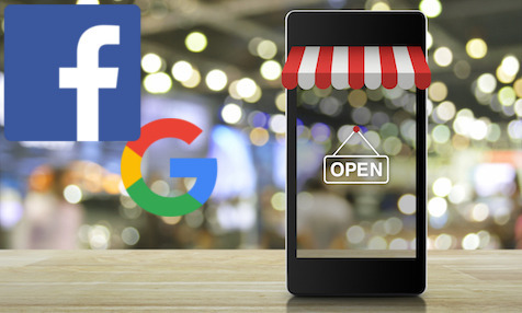 "Facebook Is Competing with Google for the Growing ""Near me"" Mobile Shopper Market: Here's What That Means for Marketing Your Business"