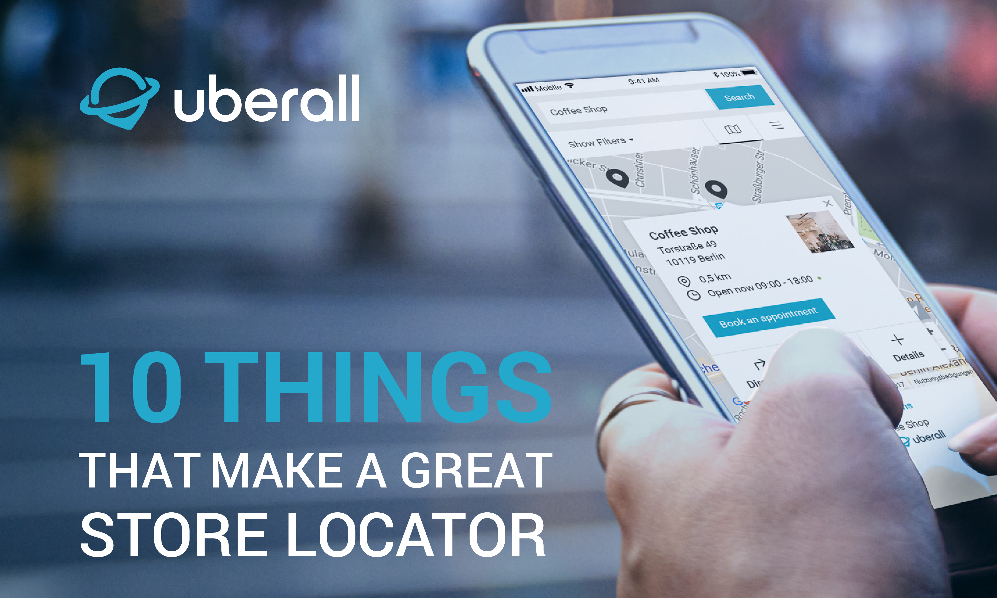 eBook: 10 Things That Make A Great Store Locator